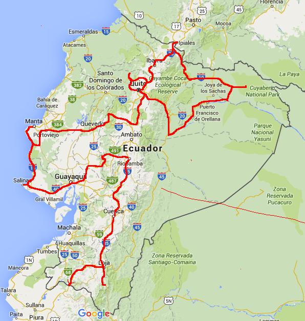 Ecuador- Teil II